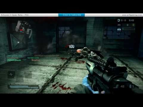 Killzone 3 - Medic Class Gameplay   Pro Setup Funny Commentary