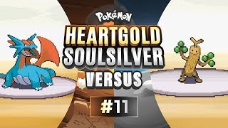 Pokemon HeartGold and SoulSilver Versus - EP11 | THE DISRESPECT!