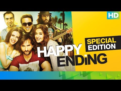 Happy Ending Movie | Special Edition | Saif Ali Khan, Ileana D'Cruz, Kalki Koechlin, Govinda