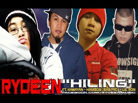 Rydeen - hiling (ft. Kawayan, Hambog (sagpro), Lil Ron) video