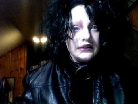 My Halloween Costume: Edward Scissorhands