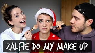 ZALFIE DO MY MAKE UP