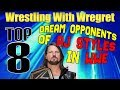 Download My Top 8 WWE Opponents for AJ Styles | Wrestling With Wregret in Mp3, Mp4 and 3GP