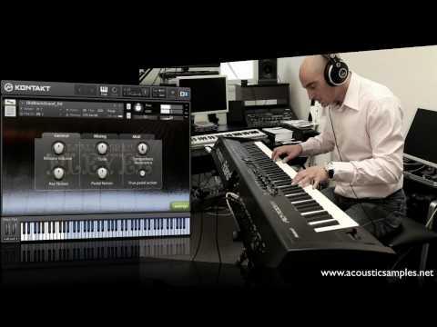 AcousticsampleS OldBlackGrand video 2- features