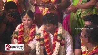 Actor Pandiarajan Son Pallavarajan Wedding