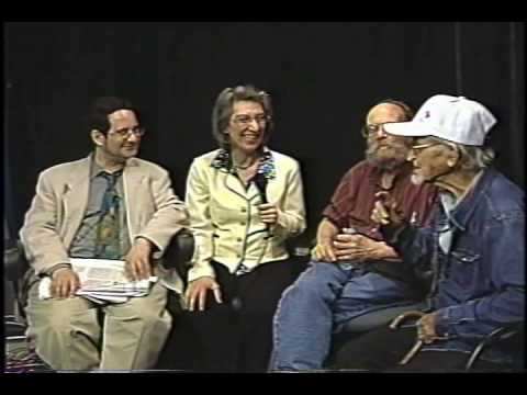 Lenni Brenner and Prof. Irwin Corey together Video