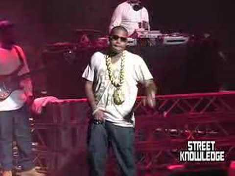 Nas & Busta Rhymes Live @ NYC's Hammerstein BallRoom [StreetKnowledge Tv]