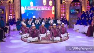 Al MADANI PTIQ JAKARTA ~ @ISLAM ITU INDAH, TRANS TV