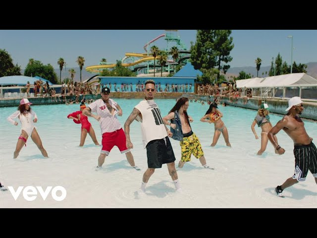 Chris Brown - Pills  Automobiles Official Music Video