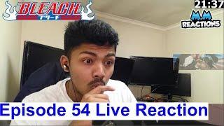 Ichigo Stops Sokyoku!! - Bleach Anime Episode 54 Live Reaction