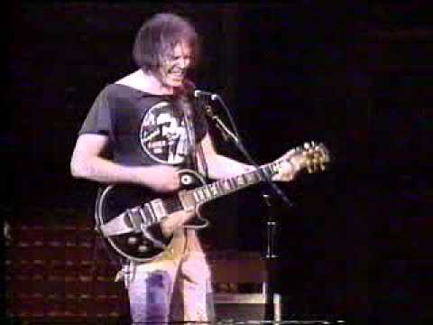 Neil Young - Love And Only Love