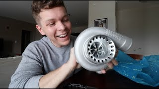 PRECISION TURBO UNBOXING