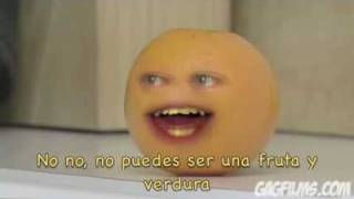 The Annoying Orange 3 Sub.Esp.