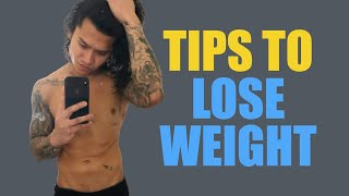 5 TIPS TO LOSE WEIGHT (Works Every Time!)