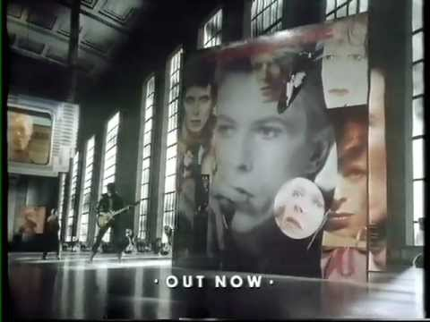 David Bowie ChangesBowie TV ad