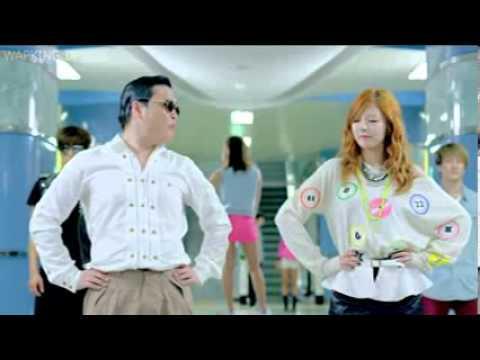 Gangnam Style   Psy Wapking video