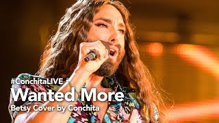 CONCHITA - Wanted More (Betsy Cover) - Starnacht aus der Wachau
