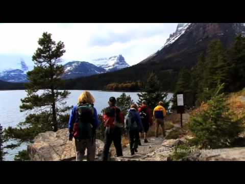 Glacier National Park, Montana, Destination Video - Travel Guide