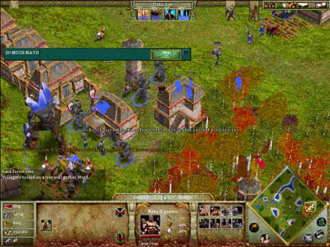 Test Recording Age of Mythology The Titans Expansion