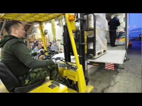 Julehilsen Til Medarbejderne I Flyvevåbnet 2013