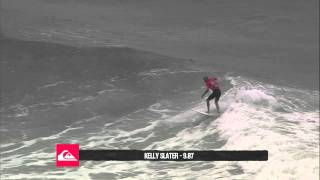 Kelly Slater R1 H6 - Quiksilver Pro Gold Coast