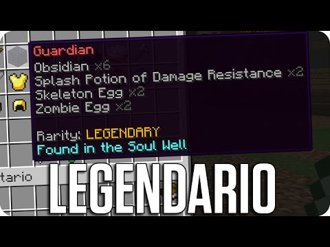 ¡¡¡EL KIT LEGENDARIO!!! SKY WARS | Minecraft Con Luh