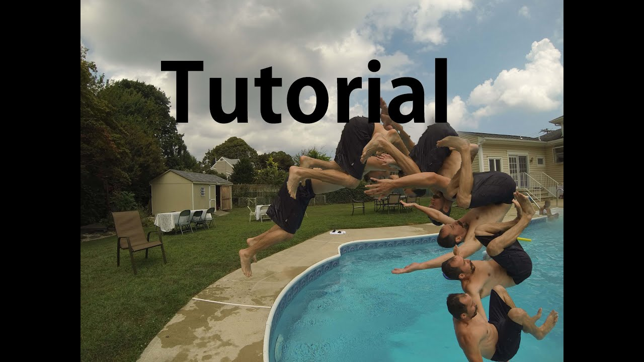 How to make a sequence photo in gopro studio kullan?m?