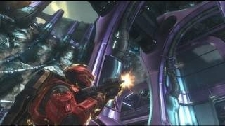 Halo Anniversary_ Damnation Map Flythrough