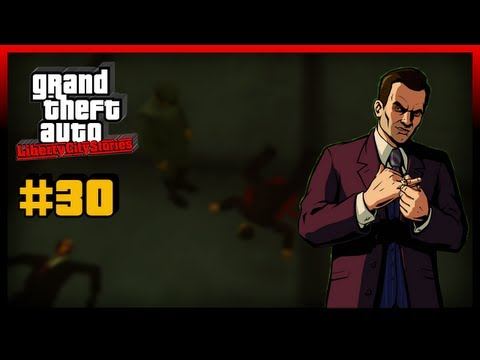 GTA: Liberty City Stories [PSP] - #30.   The Portland Chainsaw Masquerade