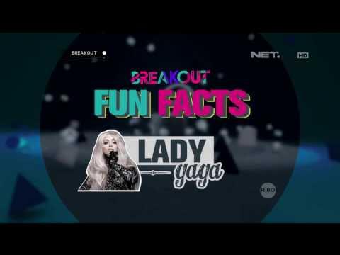 download lagu Breakout Fun Facts - Lady Gaga! gratis