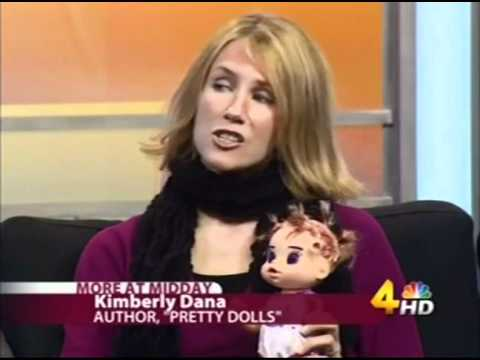 Author interview on NBC Discussing Pretty Dolls