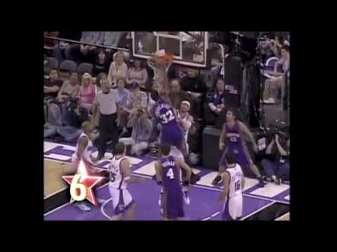 Steve Nash's Top 10 Career Assists Video