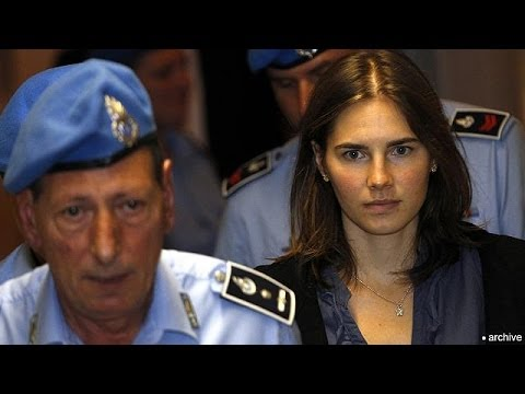 Amanda Knox and ex-boyfriend Raffaele Sollecito re-convicted for Kercher murder