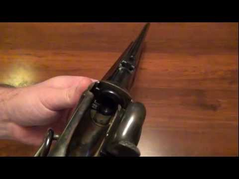 Pt1-Restored Sharps New Model Carbine 1859 45-70 Conversion