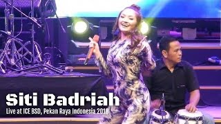 Siti Badriah Lagi Syantik At Ice Bsd Pri 2018