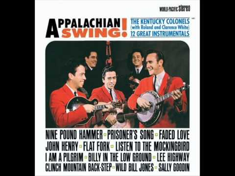 The Kentucky Colonels - Lee Highway Blues (1964)