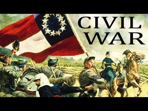 American Civil War - A House Divided | History of the United States of America | Full Documentary