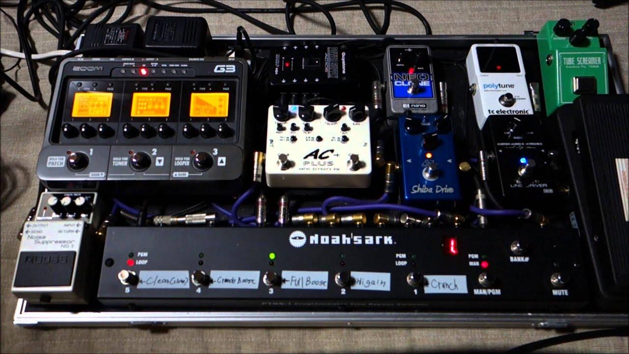 Marshall Dsl40c Amp Pedalboard Sound Test Youtube