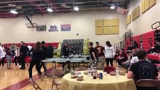 Minico Senior Celebration 2019 - around the world ping pong