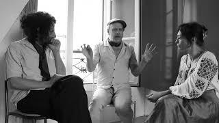 "#1 Conversation: ""Les garçons sauvages"" avec Elina Löwensohn, Bertrand Mandico et Patrice Hamel."