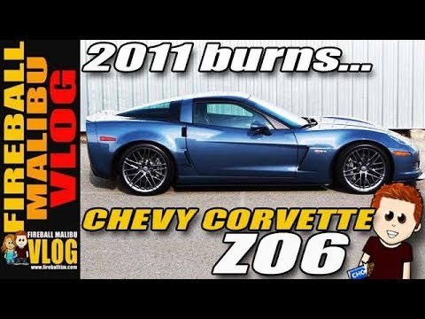 2012 Corvette ZO6 Ride Along with Fireball Tim