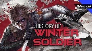 History Of Winter Soldier!