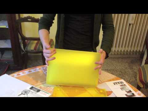 MacBook Pro Gecko Cover unboxing e recensione