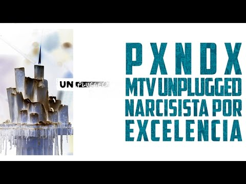 Panda mtv Unplugged 02 Narcisista Por Exelencia video