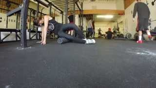 Mobility Stretching - Foam Roller & Dynamic Movements