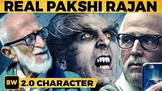 2.0 SECRET REVEALED: The Man Behind Akshay Kumar Character | Shankar | TK