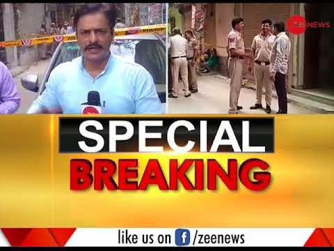 BREAKING NEWS: 11 Bodies found hanging in Delhi's Burari