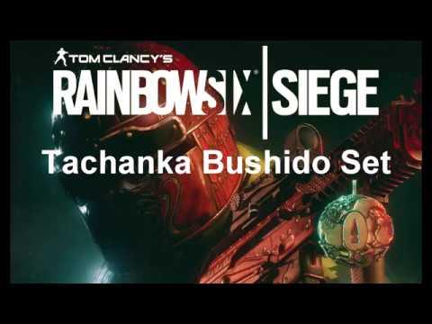 Rainbow Six® Siege - Tachanka Bushido Set