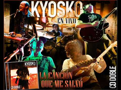 06 Inmortalidad - kyosko - la cancion que me salvo cd 1 en vivo