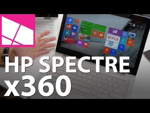 HP Spectre X360 hands-on & impressions (Build 2015 edition)